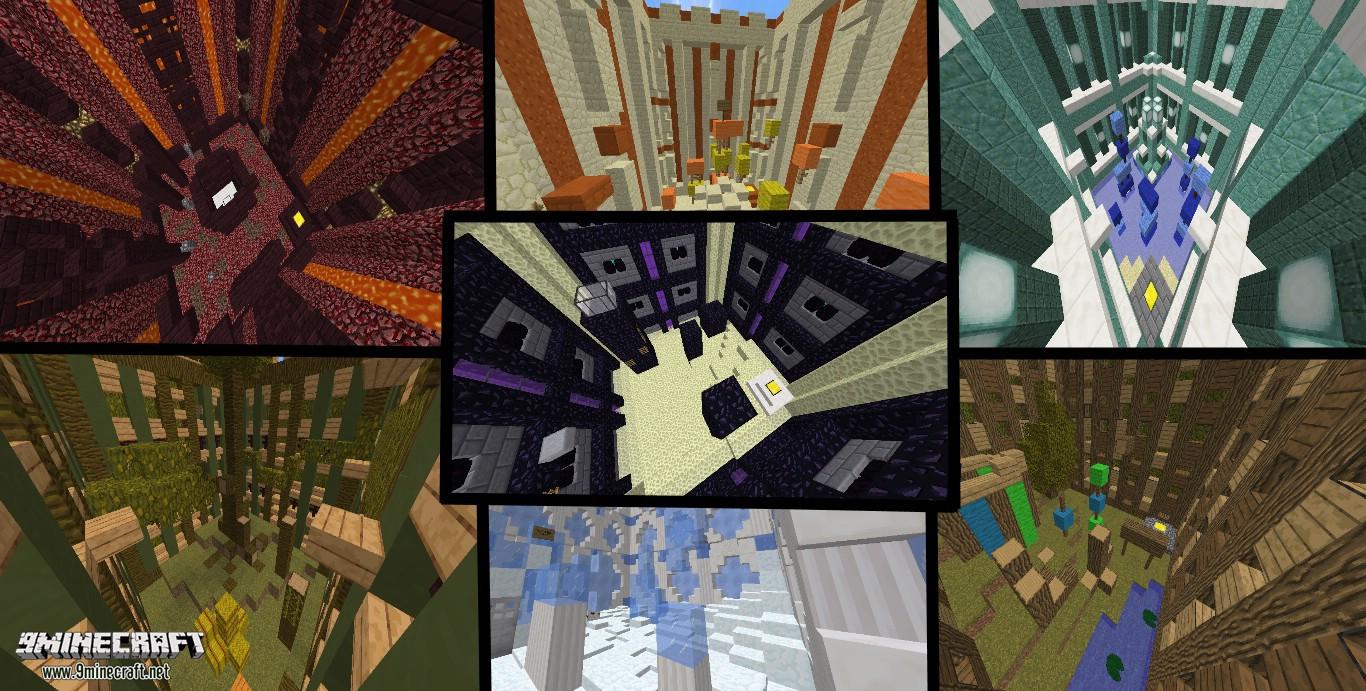 Моды, карты, текстуры и скины для Майнкрафт 1.12, 1.11.2 ...